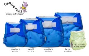 G2 - 3. Diaper sizes