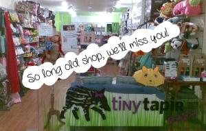 storefront - BYE